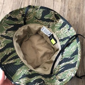 53dac369 Nike Accessories | Fsu Camo Bucket Hat | Poshmark